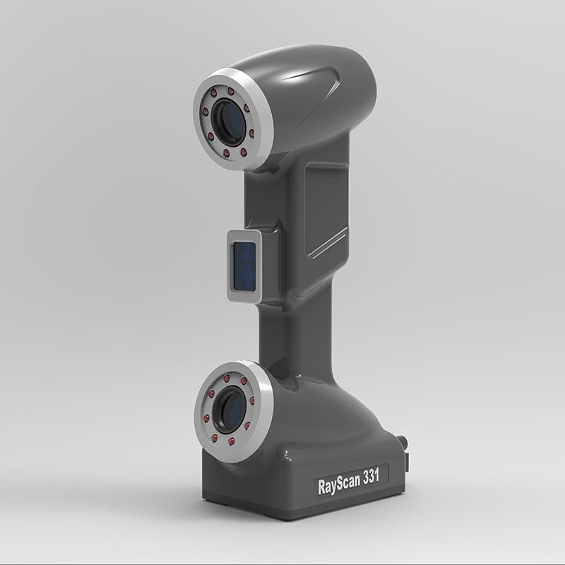 激光手持三维扫描仪 RayScan331