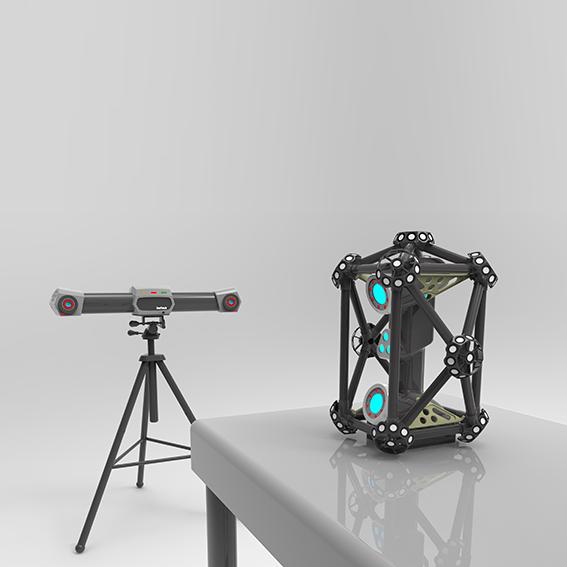 光学动态跟踪三维扫描系统 TrackScan